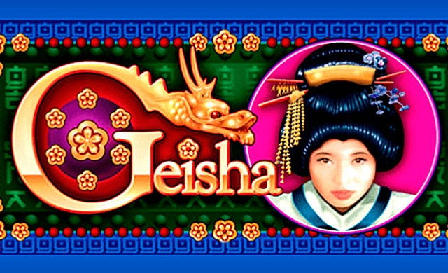 Geisha Online Casino Slot Review logo