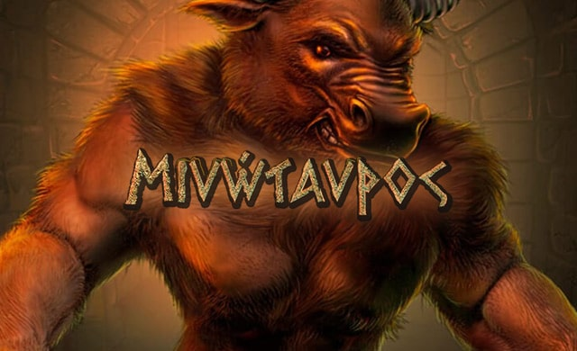 Minotaurus Online Casino Slot Review logo